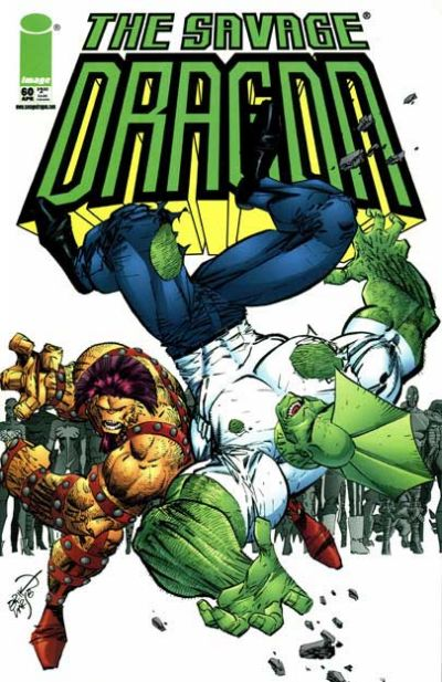 Cover for Savage Dragon (Image, 1993 series) #60