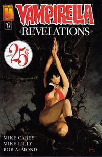 Cover for Vampirella Revelations (2005 series) #0