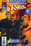 Cover Thumbnail for Star Trek / X-Men: 2nd Contact (1998 series) #1 [Variant Edition]