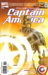 Cover for Captain America (Marvel, 1998 series) #1 [Sunburst]