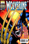 Cover Thumbnail for Wolverine (1988 series) #145 [Gold Foil 2nd Print Variant]