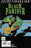 Cover for Black Panther (2005 series) #40 [Second Printing]