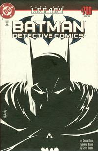 Cover Thumbnail for Detective Comics (DC, 1937 series) #700 [Enhanced Cover]