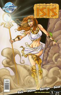 Cover Thumbnail for Legend of Isis (Bluewater Productions, 2009 series) #1