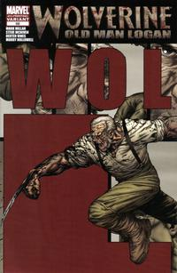 Cover Thumbnail for Wolverine (Marvel, 2003 series) #66 [4th Print Variant]