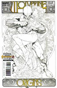 Cover Thumbnail for Wolverine: Origins (Marvel, 2006 series) #5 [Phoenix Comicon Variant]