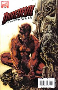 Cover for Daredevil (Marvel, 1998 series) #100 [Variant Edition - Lee Bermejo]