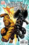 Cover Thumbnail for Fantastic Four (1998 series) #544 [Second Printing]