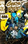 Cover Thumbnail for Ghost Rider (1990 series) #5 [Gold Second Printing]