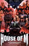 Cover Thumbnail for House of M (2005 series) #1 [Oliver Coipel 2nd Printing Variant]