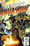 Cover Thumbnail for Secret Invasion (2008 series) #2 [Second Printing Variant Cover]