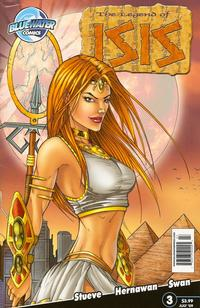 Cover Thumbnail for Legend of Isis (Bluewater Productions, 2009 series) #3