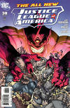 Cover Thumbnail for Justice League of America (2006 series) #38 [Andy Kubert Variant Cover]