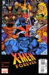 Cover Thumbnail for X-Men Forever Alpha (2009 series) #1 [Bottom Variant]