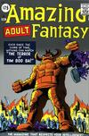 Cover Thumbnail for Amazing Fantasy Omnibus (2007 series) #[nn] [Steve Ditko cover]