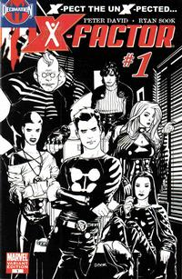 Cover for X-Factor (Marvel, 2006 series) #1
