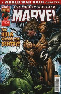 Cover Thumbnail for The Mighty World of Marvel (Panini UK, 2009 series) #5