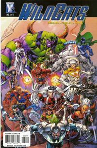 Cover Thumbnail for Wildcats (DC, 2008 series) #20