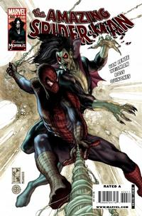 Cover for The Amazing Spider-Man (1999 series) #622