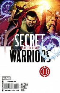 Cover Thumbnail for Secret Warriors (Marvel, 2009 series) #13