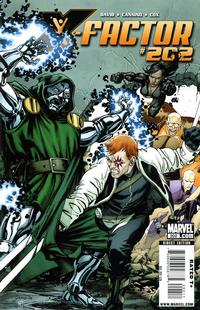Cover Thumbnail for X-Factor (Marvel, 2006 series) #202