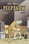 Cover for Peepshow (Drawn & Quarterly, 1992 series) #14