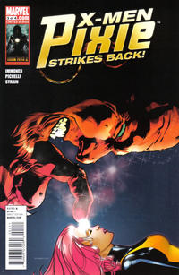 Cover Thumbnail for X-Men: Pixie Strikes Back (Marvel, 2010 series) #3