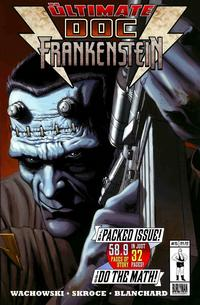 Cover Thumbnail for Doc Frankenstein (Burlyman Entertainment, 2004 series) #5 [Regular Cover]