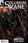 Cover for Solomon Kane: Death's Black Riders (Dark Horse, 2010 series) #3