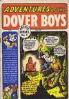 Cover for Adventures of the Dover Boys [Archie Series] (Bell Features, 1950 series) #5
