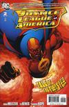 Cover Thumbnail for Justice League of America (2006 series) #2 [Variant Cover]
