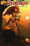 Cover Thumbnail for Red Sonja (2005 series) #4 [Cully Hamner Cover]