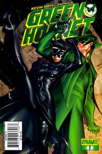 Cover Thumbnail for Green Hornet (Dynamite Entertainment, 2010 series) #1 [[8] J. Scott Campbell Regular]