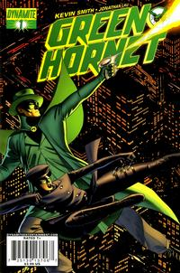 Cover Thumbnail for Green Hornet (Dynamite Entertainment, 2010 series) #1 [5. John Cassaday Regular]