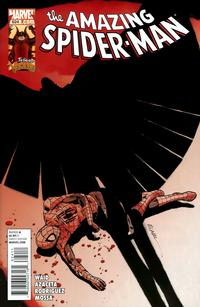 Cover Thumbnail for The Amazing Spider-Man (Marvel, 1999 series) #624