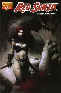 Cover Thumbnail for Red Sonja (Dynamite Entertainment, 2005 series) #32