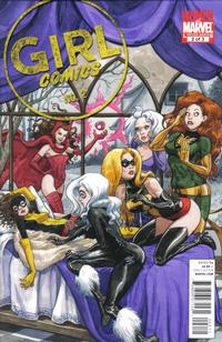 Cover Thumbnail for Girl Comics (Marvel, 2010 series) #2