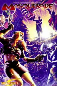 Cover Thumbnail for Masquerade (Dynamite Entertainment, 2009 series) #4 [Carlos Paul Cover]