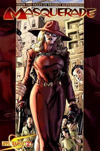 Cover Thumbnail for Masquerade (Dynamite Entertainment, 2009 series) #2 [Carlos Paul Cover]
