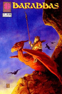 Cover Thumbnail for Barabbas (Slave Labor, 1986 series) #1