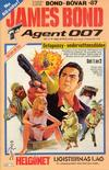 Cover for James Bond (Semic, 1965 series) #11/1986
