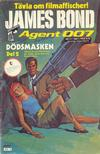 Cover for James Bond (Semic, 1965 series) #5/1983