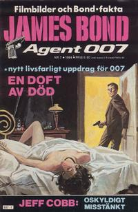 Cover for James Bond (1965 series) #7/1984