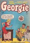 Cover for Georgie Comics (Bell Features, 1950 series) #28