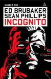 Cover Thumbnail for Incognito (2008 series) #1 [Second Printing]