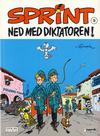 Cover for Sprint (Semic, 1986 series) #9 - Ned med diktatoren!
