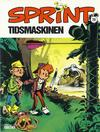 Cover for Sprint (Semic, 1986 series) #29 - Tidsmaskinen