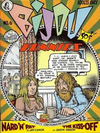 Cover Thumbnail for Bijou Funnies (Kitchen Sink Press, 1972 series) #6