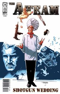 Cover Thumbnail for A-Team: Shotgun Wedding (IDW Publishing, 2010 series) #3