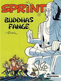 Cover Thumbnail for Sprint [Sprint & Co.] (Interpresse, 1977 series) #5 - Buddhas fange